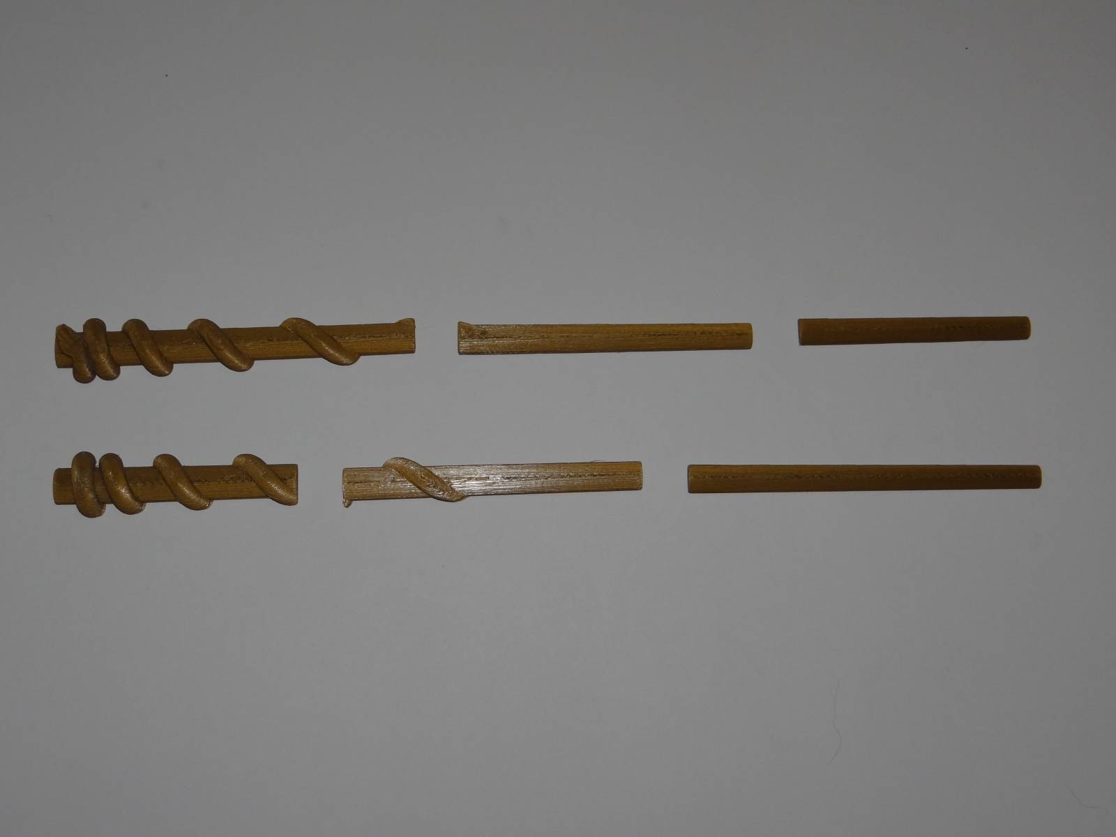 Printing in 3d snake wand for Wand designs