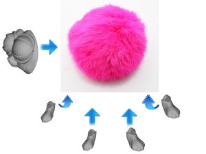 pygmy puff instructions