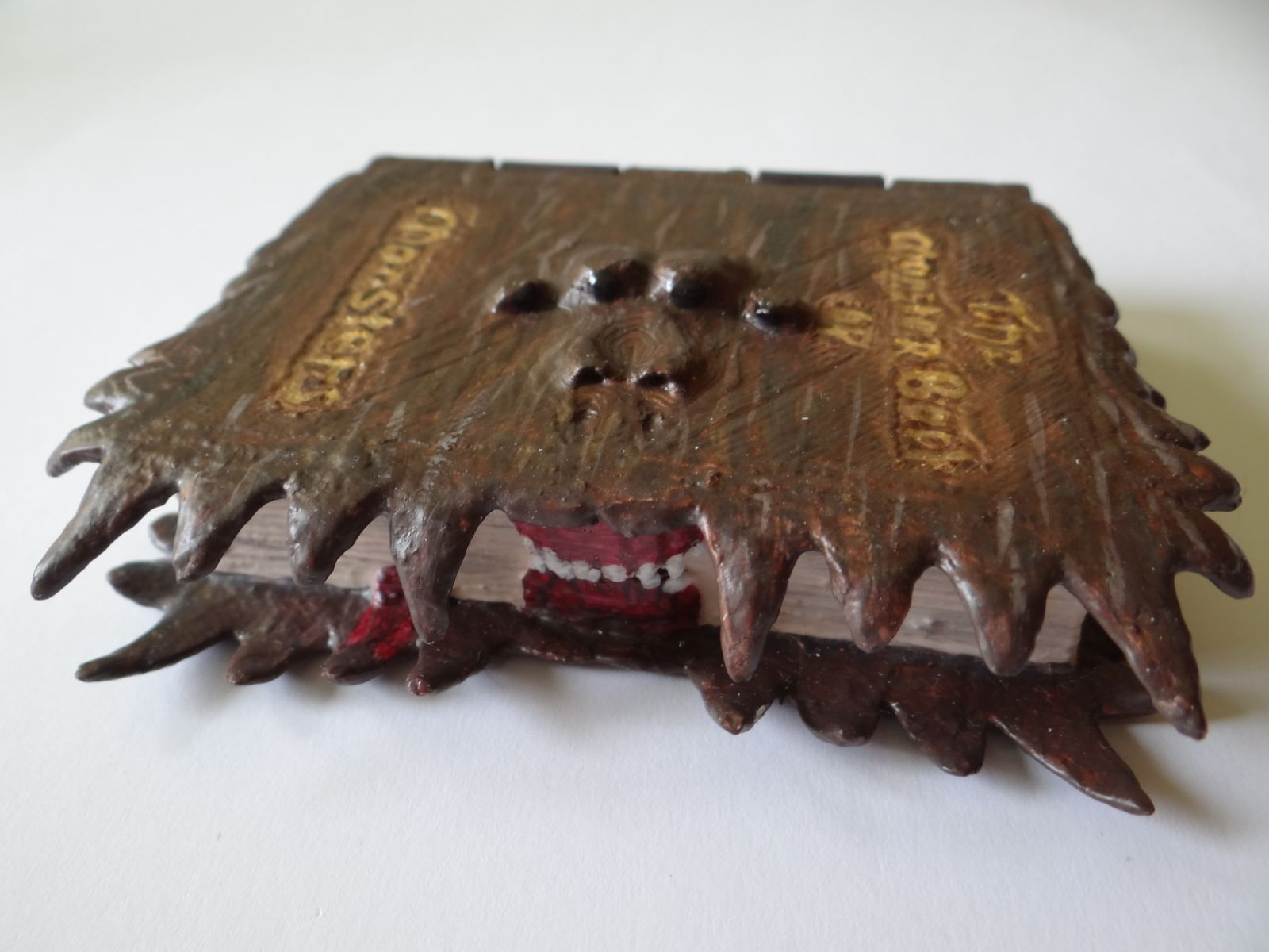 Printing In 3D Monster Book Of Monsters